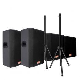 Kit 2x caixas passivas 15