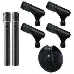 Microfones c/ Fio p/ Bateria (7 Unidades) - D 717 S Yoga