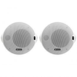 Caixa Ativa + Passiva Fal 4 Pol 80W c/ Bluetooth - CR BT 4 Frahm