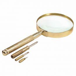 Lupa de Mão + Chave de Fenda - 599909 CSR