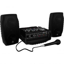 Caixa acustica BiVolt - PPA200 - Behringer