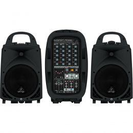 Caixa acustica 110V - PPA500BT - Behringer