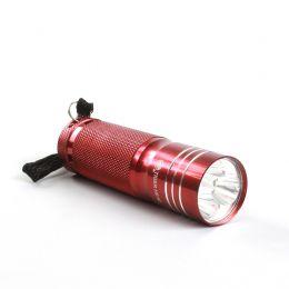 Lanterna de Alumínio CSR 3 LEDs LEDJ3