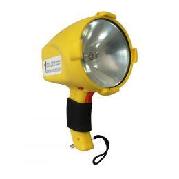 Lanterna Plástica Recarregável bulbo H3 1.000.000 Velas - CSR