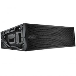 Line Array Ativo Fal 2x8 Pol 1350W Vertcon L 208 D - Attack