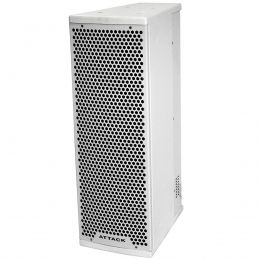 Line Array Vertical Ativo Fal 2x6 Pol 350W VRH 206 A - Attack