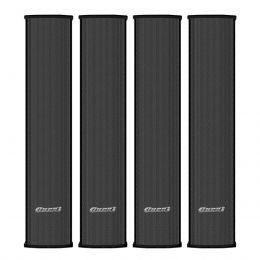 Line Array Vertical Oneal Passivo Preto 180W OLB602 (4 Unidades)