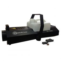 Máquina de Fumaça HI3000 110V 3000W 9,2 Litros Spectrum