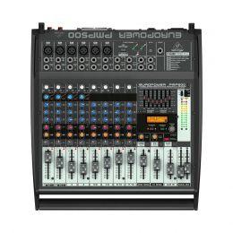 Mesa amplificada PMP500 500W 110V - Behringer