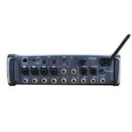 Mesa de Som 12 Canais 4 conectores XLR/P10 USB Play/Phatom/2 Auxiliares MR12 MIDAS
