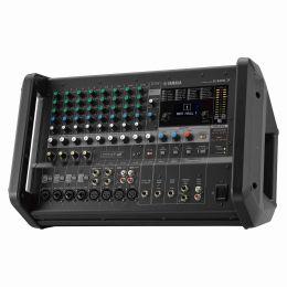 Mesa de Som amplificada 1000W 8 ohms 12 canais Yamaha EMX7