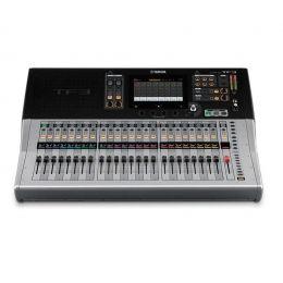 Mesa de Som digital Yamaha 24 Canais (24 XLR Balanceados ) c/ Phantom / 14 Auxiliares TF3