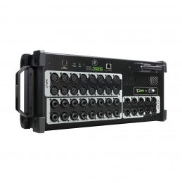 Mesa de Som digital Mackie 32 Canais  c/ Interface integrada / 8 auxiliares / DL32S