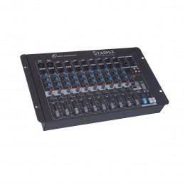 Mesa de Som Starmix 10 canais LL Audio S1002D