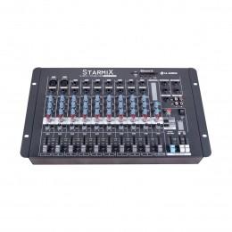 Mesa de Som Starmix 10 canais LL AUDIO S1002D BT