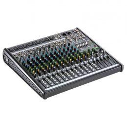 Mesa de Som Mackie 16 Canais (10 XLR Balanceados + 4 P10 Desbalanceados) Equalizador / Efeitos PROFX16V2