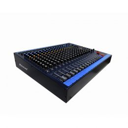 Mesa de Som Oneal 16 Canais Balanceados c/ Phantom / 8 Auxiliares OMX 16.8 E