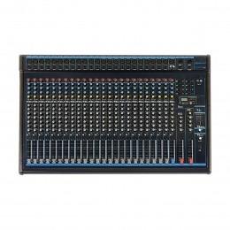 Mesa de Som Oneal OMX 24.8 Plus 24 Canais Balanceados 8 Auxiliares USB/BT