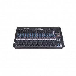 Mesa de Som Starmix 16 canais LL Audio S1602D BT