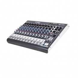 Mesa de Som Starmix 12 canais LL Audio XMS1202R