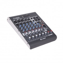 Mesa de Som Starmix 6 canais LL Audio XMS602R