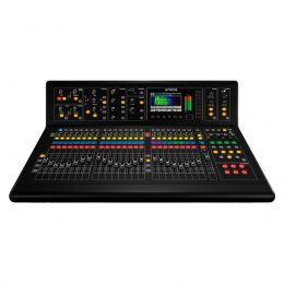 Mesa Digital 40 CH / 08 FX Retorne / 16 Auxiliares / 06 Matrix / 25 Faders 100mm - M 32 MIDAS