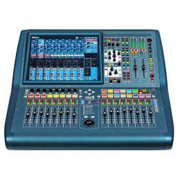 Mesa Digital 40 CH c/ DL153 / 08 FX Rtn / 16 Aux / 08 Mtx  - Pro 1 MIDAS