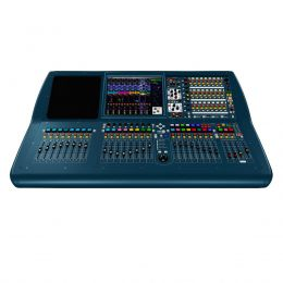Mesa Digital 56 CH com DL251 / 08 FX Rtn / 16 Aux / 08 Mtx com Case - Pro 2 MIDAS