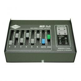 Mesa Dimmer Lumyna Light MD 6.2 6 Canais 2000W