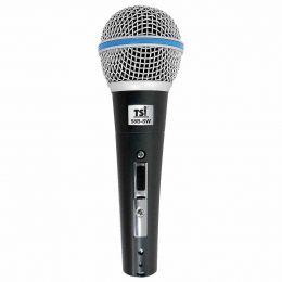 Microfone c/ Fio de Mão Dinâmico - 58 B-SW TSI