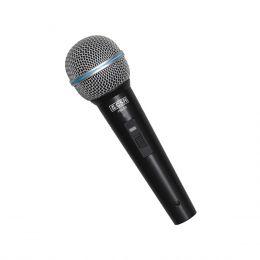 Microfone c/ Fio de Mão Dinâmico - PRO 2 0 CSR