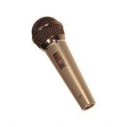 Microfone c/ Fio de Mão Dinâmico - DM 500 Yoga