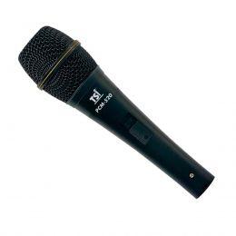 Microfone c/ Fio de Mão PCM 520 - TSI