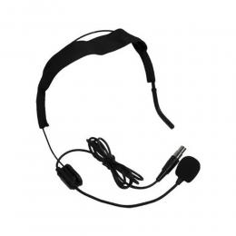 Microfone c/ Fio Headset Mini XLR IB-01 JWL