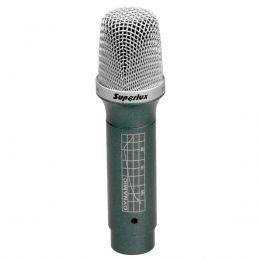 Microfone c/ Fio Dinâmico p/ Caixa de Bateria / Chimbal - PRA 288 A Superlux