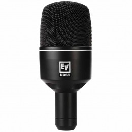 Microfone c/ Fio Dinâmico p/ Instrumentos ND 68 - Electro-Voice
