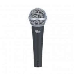 Microfone Com Fio Dinâmico BA-40 Jwl