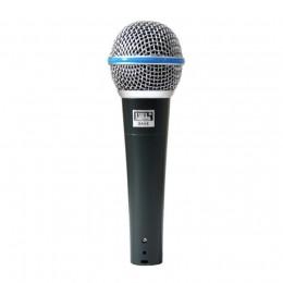 Microfone Com Fio Dinâmico BA-58 Jwl
