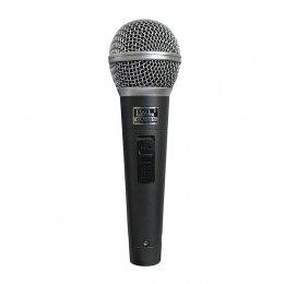 Microfone Com Fio Dinâmico BA-58S Jwl