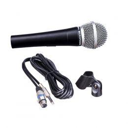 Microfone com Fio TM584 Dinâmico TagSound