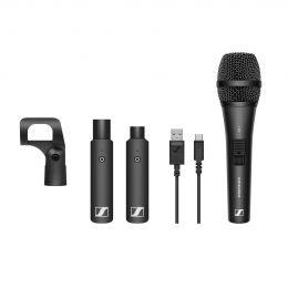 Microfone e transmissor sem fio Sennheiser XSW-D Vocal Set