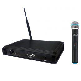 Microfone s/ Fio de Mão UHF - UH 05 M LYCO