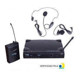 Microfone sem Fio headset/lapela TM559HSL Dinâmico TagSound