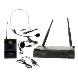 Microfone sem Fio UH-07HLI 26 Frequências LYCO