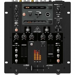 Mixer DJ BiVolt - NOX202 - Behringer