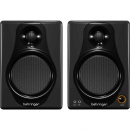 Monitores de Estudio MEDIA 40USB (par) - Behringer
