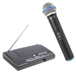 Microfone s/ Fio de Mão UHF - MS 115 UHF TSI
