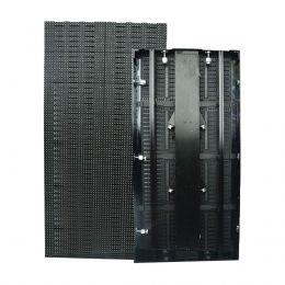 Painel de LED CURVE 48x96 SMD 3 em 1 com 2 cases PH 10,4 - Proled