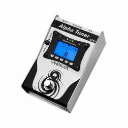 Pedal Afinador Digital para Guitarra, Violão e Contrabaixo - ATN1 Alpha Tuner Landscape