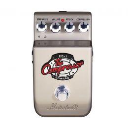 Pedal compressor ED-1 para guitarra - Marshall